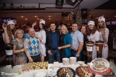 Похмельные вечеринки, 3 января 2017 - Ресторан «Максимилианс» Самара - 2