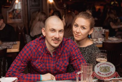 «Дыхание ночи»: Dj Denis Rublev (Москва), 6 января 2017 - Ресторан «Максимилианс» Самара - 23