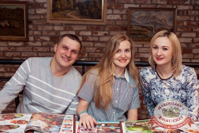 Маргарита Суханкина, 25 января 2017 - Ресторан «Максимилианс» Самара - 24