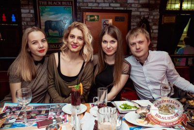 «Дыхание ночи»: Dj Stas Karimov (Москва), 4 февраля 2017 - Ресторан «Максимилианс» Самара - 23