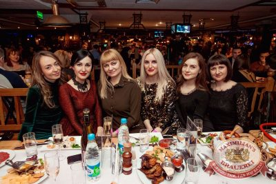 Встреча выпускников. Вспомнить все!, 4 февраля 2017 - Ресторан «Максимилианс» Самара - 63