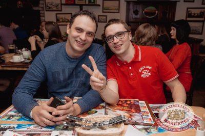 Каста, 9 февраля 2017 - Ресторан «Максимилианс» Самара - 20