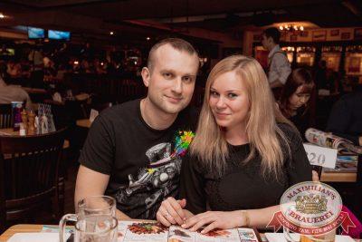 Каста, 9 февраля 2017 - Ресторан «Максимилианс» Самара - 22