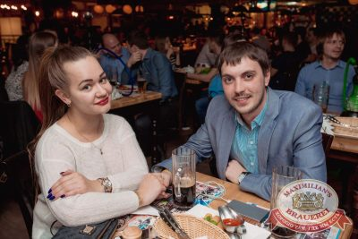 Каста, 9 февраля 2017 - Ресторан «Максимилианс» Самара - 46