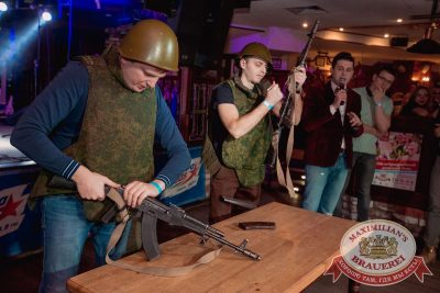 День защитника Отечества, 23 февраля 2017 - Ресторан «Максимилианс» Самара - 17