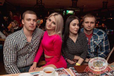 «Дыхание ночи»: Dj Kolya Funk (Санкт-Петербург), 4 марта 2017 - Ресторан «Максимилианс» Самара - 26