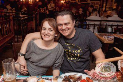«Ночные снайперы», 16 марта 2017 - Ресторан «Максимилианс» Самара - 17