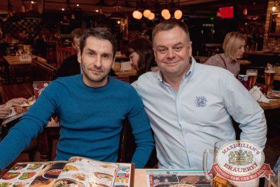 «Ночные снайперы», 16 марта 2017 - Ресторан «Максимилианс» Самара - 22