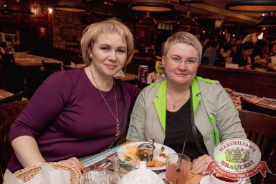 «Ночные снайперы», 16 марта 2017 - Ресторан «Максимилианс» Самара - 44