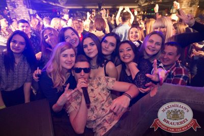 «Дыхание ночи»: Dj Писарев и МС Сенатов (Самара), 25 марта 2017 - Ресторан «Максимилианс» Самара - 4