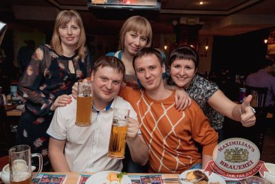 «Дыхание ночи»: Dj Denis Rublev (Москва), 8 апреля 2017 - Ресторан «Максимилианс» Самара - 37