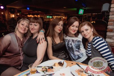 «Дыхание ночи»: Dj Denis Rublev (Москва), 8 апреля 2017 - Ресторан «Максимилианс» Самара - 40