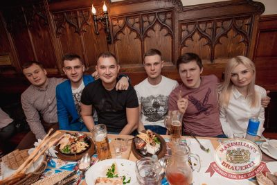 «Дыхание ночи»: Dj Haipa (Москва), 22 апреля 2017 - Ресторан «Максимилианс» Самара - 31