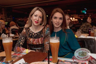 Группа «Рок-острова», 27 апреля 2017 - Ресторан «Максимилианс» Самара - 35