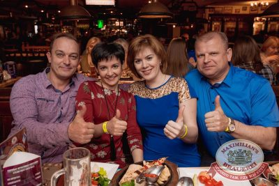Группа «Рок-острова», 27 апреля 2017 - Ресторан «Максимилианс» Самара - 36