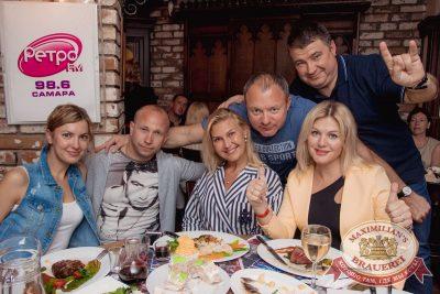 День рождения «Максимилианс»: нам 5 лет! Специальный гость: Артур Пирожков, 31 мая 2017 - Ресторан «Максимилианс» Самара - 71
