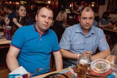 Группа «Время и Стекло», 7 июня 2017 - Ресторан «Максимилианс» Самара - 14