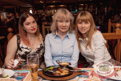 Группа «Время и Стекло», 7 июня 2017 - Ресторан «Максимилианс» Самара - 25