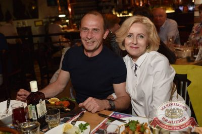 Александр Иванов и группа «Рондо», 6 июля 2017 - Ресторан «Максимилианс» Самара - 19