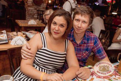 Владимир Кузьмин, 3 августа 2017 - Ресторан «Максимилианс» Самара - 15