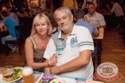 Владимир Кузьмин, 3 августа 2017 - Ресторан «Максимилианс» Самара - 16