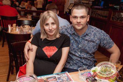 Владимир Кузьмин, 3 августа 2017 - Ресторан «Максимилианс» Самара - 17