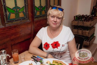 Владимир Кузьмин, 3 августа 2017 - Ресторан «Максимилианс» Самара - 25