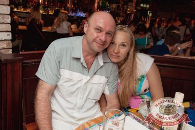 Владимир Кузьмин, 3 августа 2017 - Ресторан «Максимилианс» Самара - 38