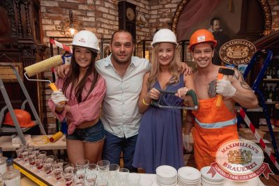 День строителя, 12 августа 2017 - Ресторан «Максимилианс» Самара - 1