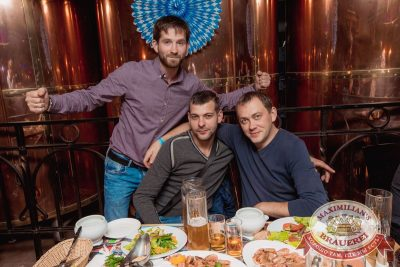 «Дыхание ночи»: Dj Denis First (Москва), 23 сентября 2017 - Ресторан «Максимилианс» Самара - 26