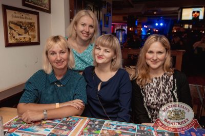 Группа «Рок-острова», 4 октября 2017 - Ресторан «Максимилианс» Самара - 47
