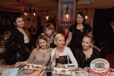Баварская Event вечеринка, 7 ноября 2017 - Ресторан «Максимилианс» Самара - 00026