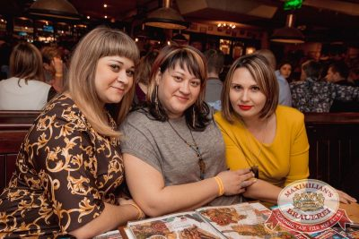 Наргиз, 8 ноября 2017 - Ресторан «Максимилианс» Самара - 36