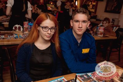 StandUp: Дмитрий Романов и Ваня Усович, 16 ноября 2017 - Ресторан «Максимилианс» Самара - 28