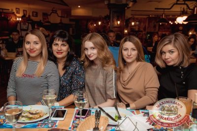 StandUp: Дмитрий Романов и Ваня Усович, 16 ноября 2017 - Ресторан «Максимилианс» Самара - 37