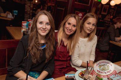 StandUp: Дмитрий Романов и Ваня Усович, 16 ноября 2017 - Ресторан «Максимилианс» Самара - 41