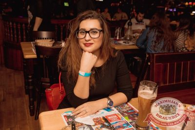 StandUp: Дмитрий Романов и Ваня Усович, 16 ноября 2017 - Ресторан «Максимилианс» Самара - 49