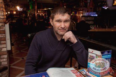 Владимир Кузьмин, 25 января 2018 - Ресторан «Максимилианс» Самара - 19