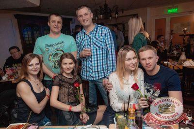 «Дыхание ночи»: Dj Twins Project (Москва), 10 февраля 2018 - Ресторан «Максимилианс» Самара - 35
