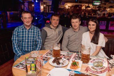 Группа «Чиж & Co», 15 февраля 2018 - Ресторан «Максимилианс» Самара - 22