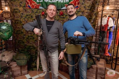 День защитника Отечества, 22 февраля 2019 - Ресторан «Максимилианс» Самара - 1