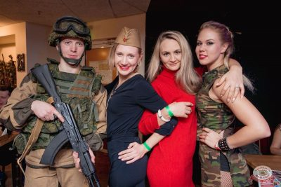 День защитника Отечества, 22 февраля 2019 - Ресторан «Максимилианс» Самара - 46