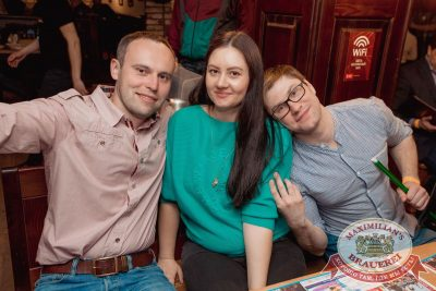 Вечеринка «Ретро FM», 23 марта 2018 - Ресторан «Максимилианс» Самара - 39