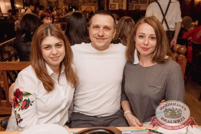 Света, 11 апреля 2018 - Ресторан «Максимилианс» Самара - 46