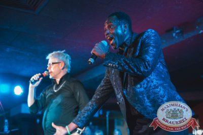 Herb McCoy, экс-участник знаменитой группы The Real Bad Boys Blue, 19 апреля 2018 - Ресторан «Максимилианс» Самара - 12