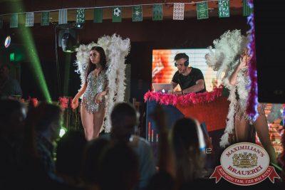 «Дыхание ночи»: бразильская вечеринка «Viva labrasilia», 16 июня 2018 - Ресторан «Максимилианс» Самара - 30