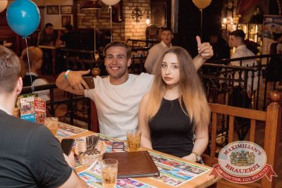 «Дыхание ночи»: венецианский карнавал «Carnival party», 22 июня 2018 - Ресторан «Максимилианс» Самара - 29