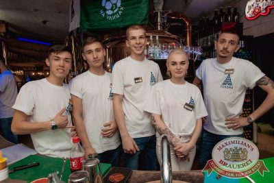 «Дыхание ночи»: Record White Party. Dj Cosmo & Skoro, 23 июня 2018 - Ресторан «Максимилианс» Самара - 51