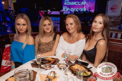«Дыхание ночи»: Dj Рига (Москва), 21 июля 2018 - Ресторан «Максимилианс» Самара - 067