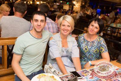 Александр Иванов и группа «Рондо», 25 июля 2018 - Ресторан «Максимилианс» Самара - 46